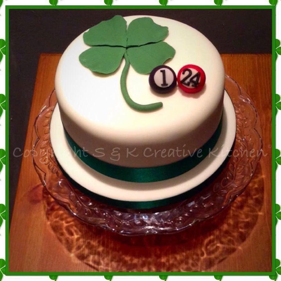 Lucky Irish lotto cake Cake, Desserts, Birthday cake