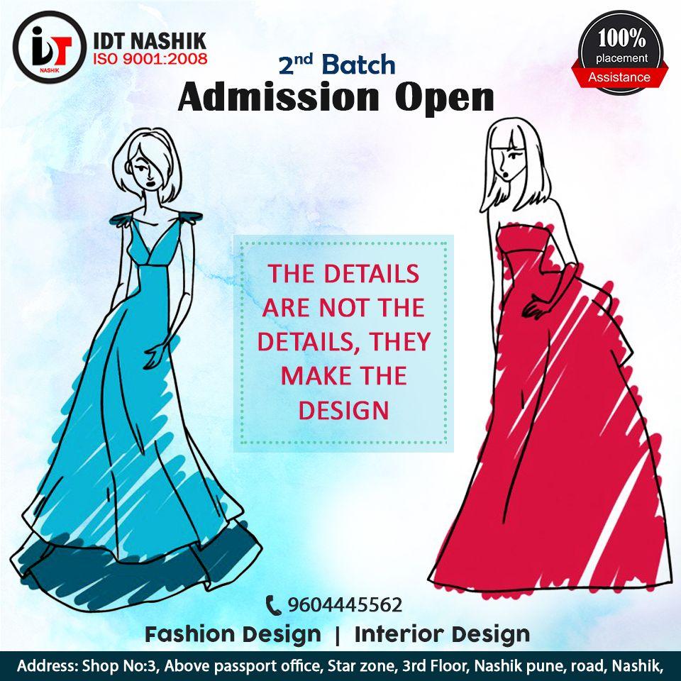 We Are Idt Nashik An Interior Designing Institute In Nashik Nashik Design Interior Design