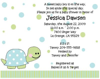Cute boy turtle polkadot baby shower invitations keepsake cute boy turtle polkadot baby shower invitations keepsake imprints online store filmwisefo Gallery