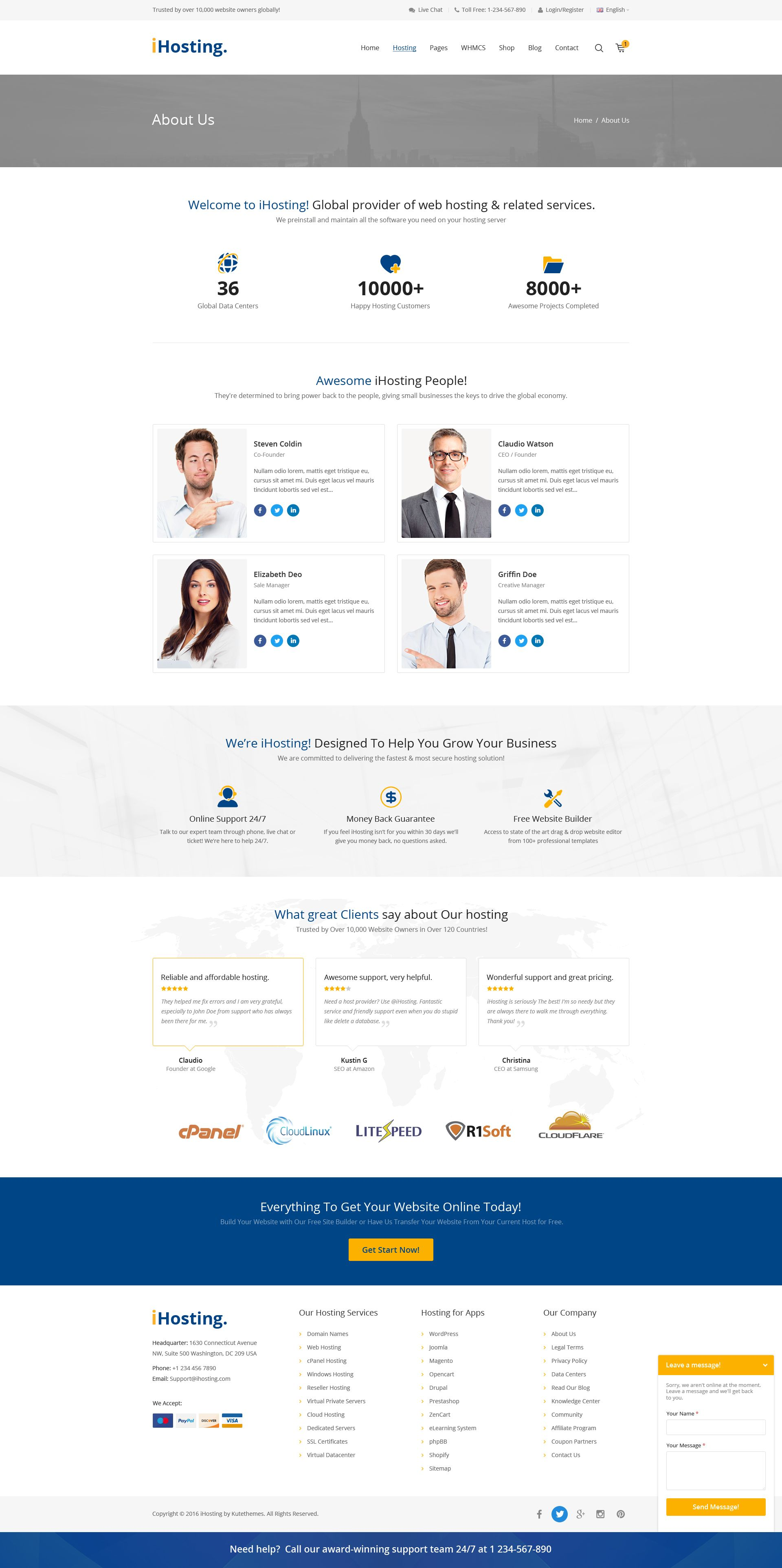 Ihosting seo whmcs hosting shop business psd template whmcs ihosting seo whmcs hosting shop business psd template whmcs hosting cheaphphosting Image collections