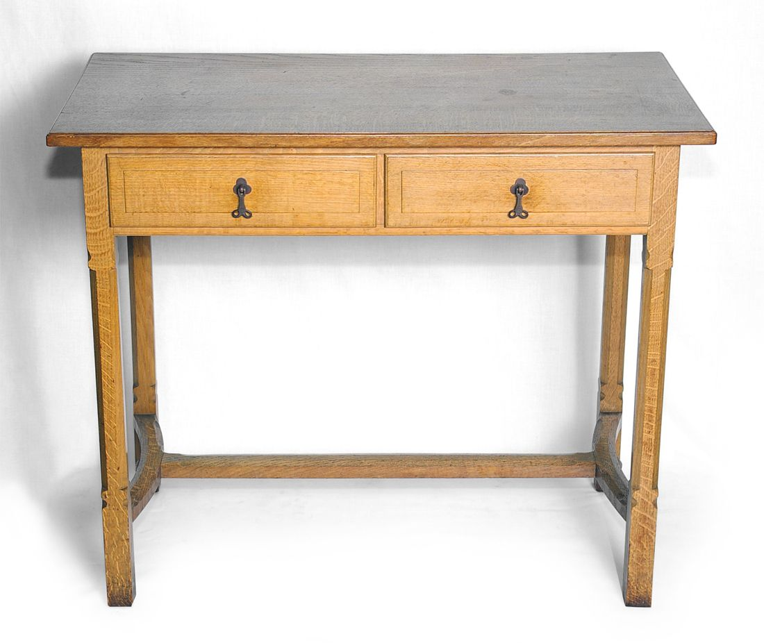 Oak Side Table by Waals – Ernest Gimson and the Arts & Crafts ...