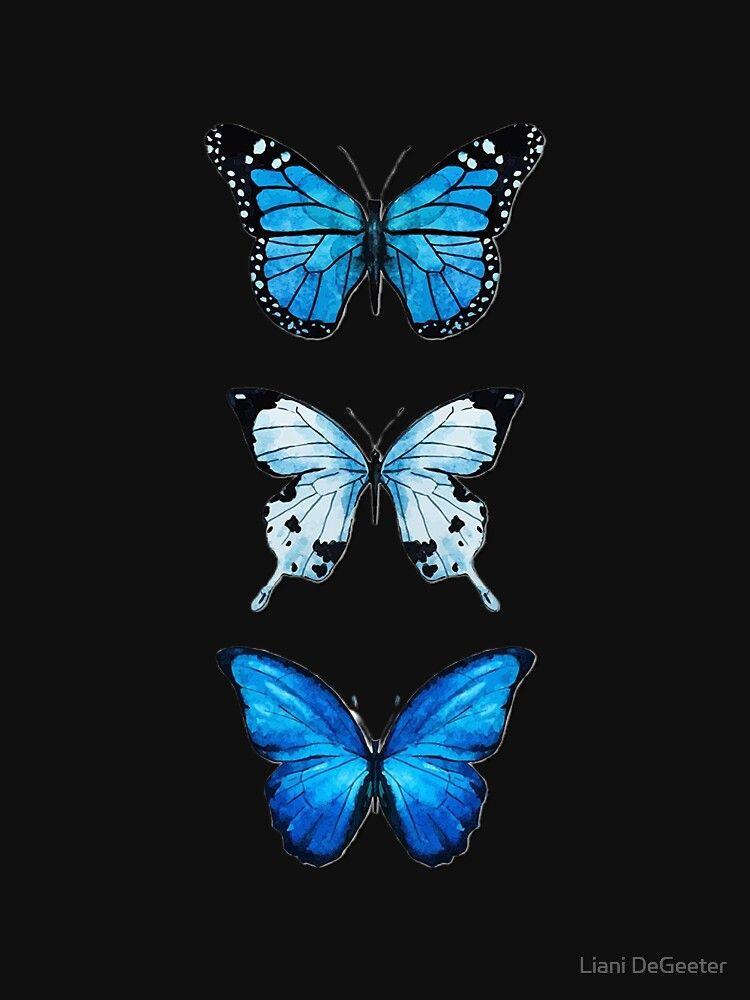 Blue Morpho Butterfly Essential T-Shirt