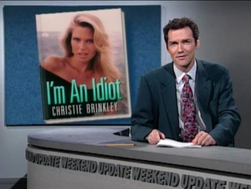 Norm Macdonald Still The Best To Man Weekend Update Norm Macdonald Snl Weekend Update Funny People