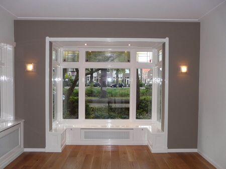 Anbau Erker erker met verwarmingskoof home ramen living rooms