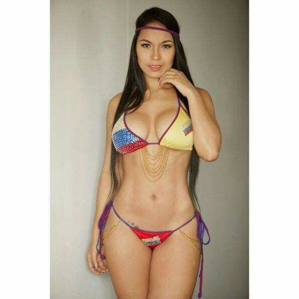 Colombian Girl Belleza Perfect