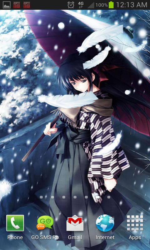 Collection Image Wallpaper Anime Live Wallpapers For Android