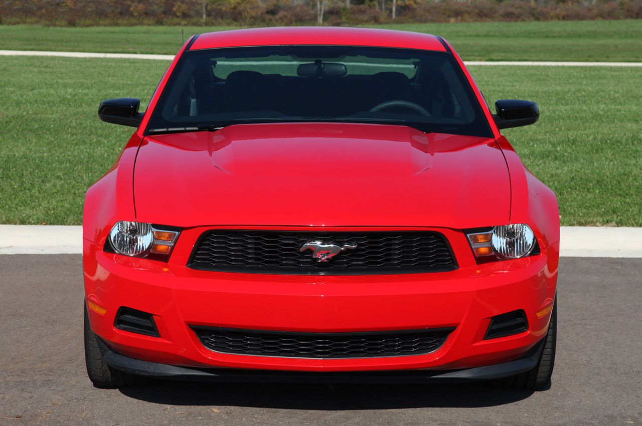 2012 Ford Mustang V6 Review Photo Gallery Ford Mustang V6 2012 Ford Mustang Ford Mustang