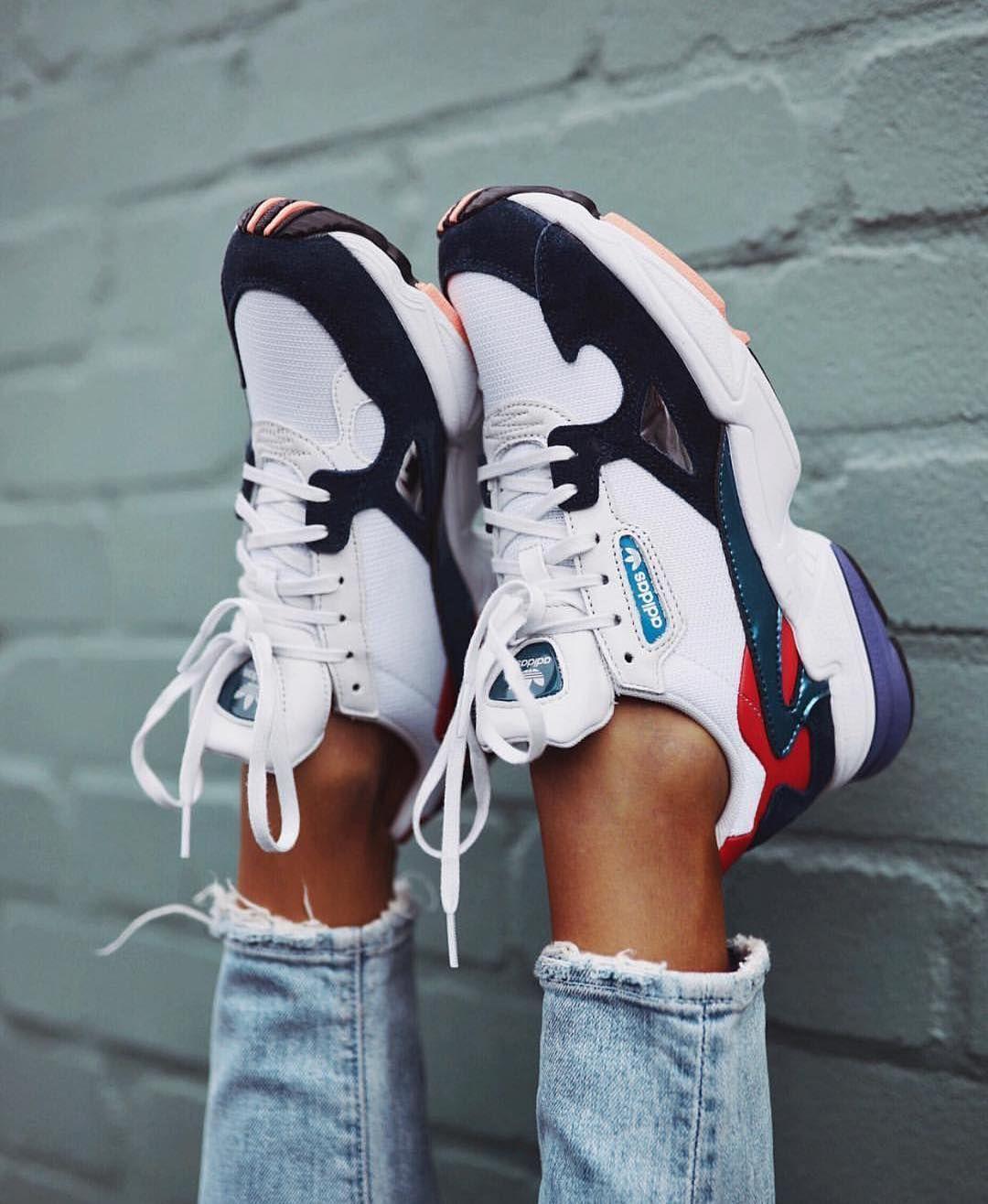 Cool sneakers Adidas Falcon Chulísimas zapatillas Adidas ...