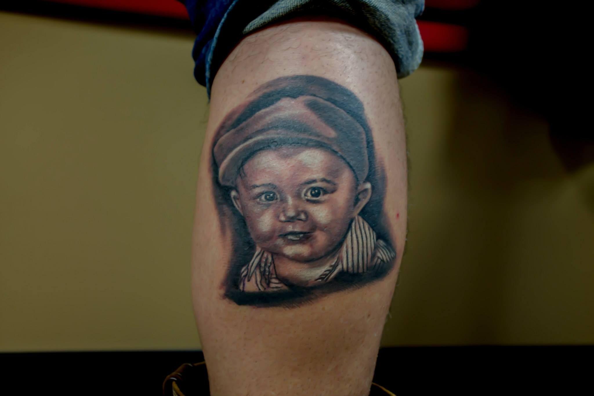 best portrait tattoo artist in tampa florida