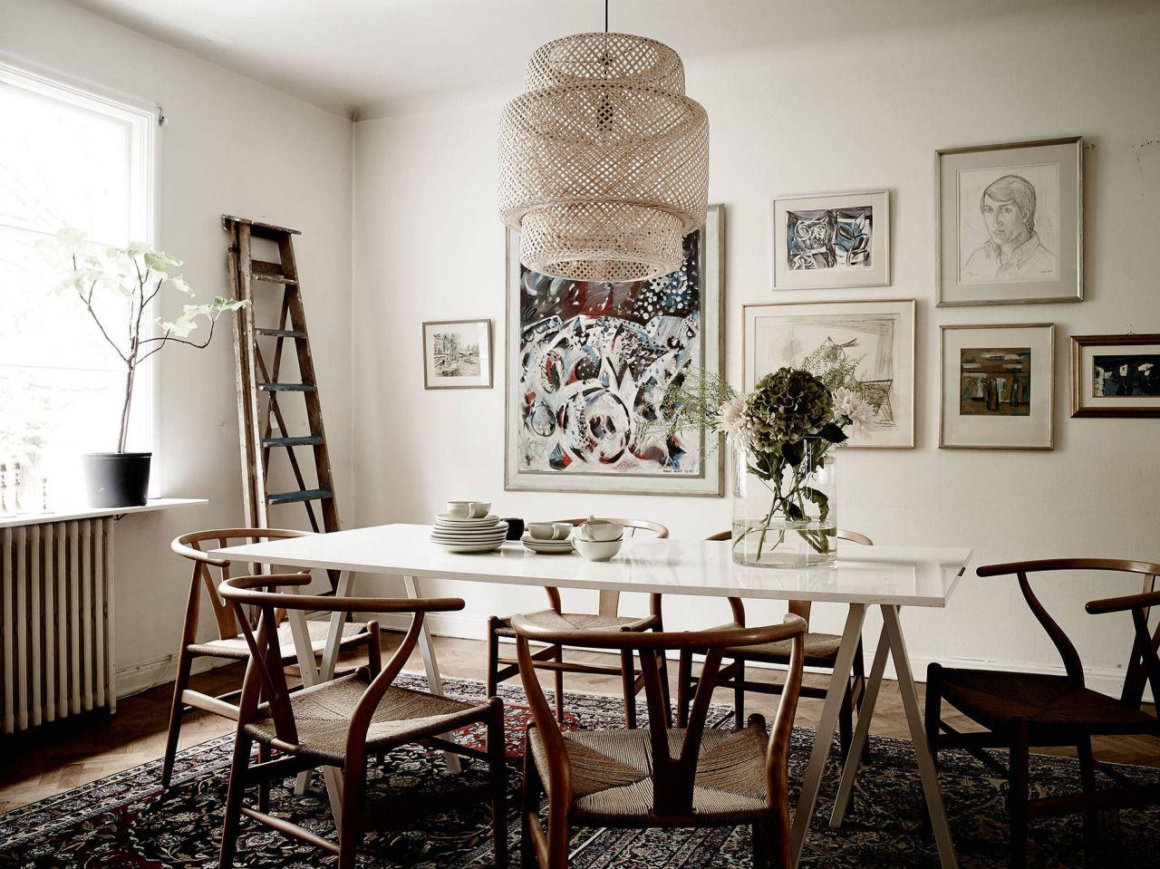 Warm Living Room Decorating Ikea Sinnerlig Lamp In Warm Living Room Spiseplass Pinterest