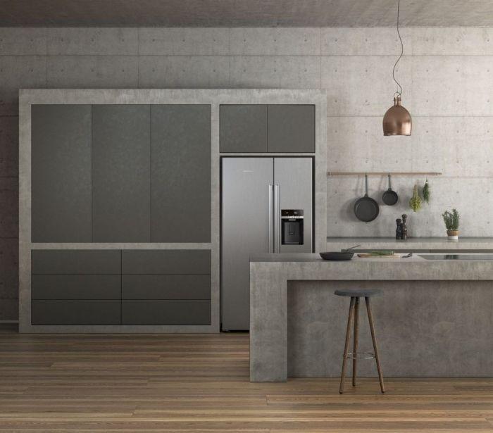 ▷ 1001 + alternative pour un revêtement mural de cuisine