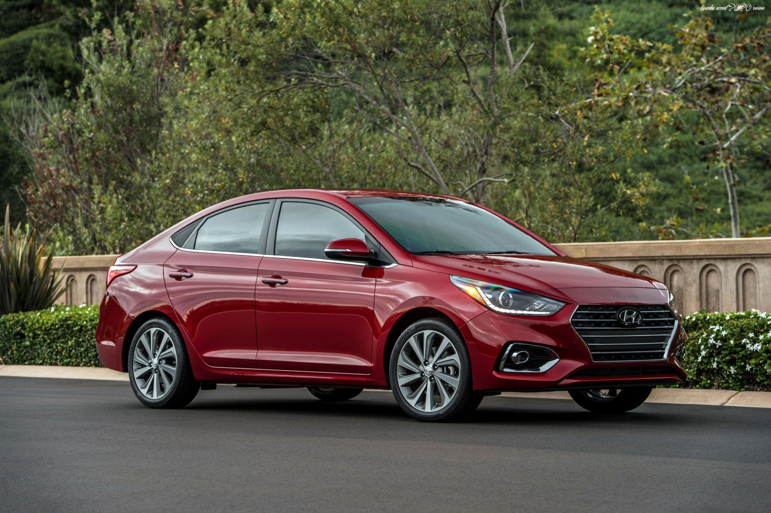 Hyundai Accent 2020 Review In 2020 Hyundai Accent Hyundai Cars Accent Car