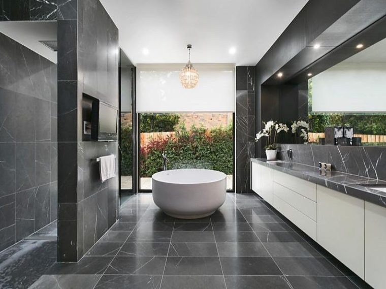 A modern masterpiece mansion in victoria australia luxury living pinterest victoria Modern australian bathroom design