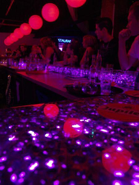 Bartop Made From Allusion Moulded With Liquid Gloss For Club Bozzini  #interior #epoxy #