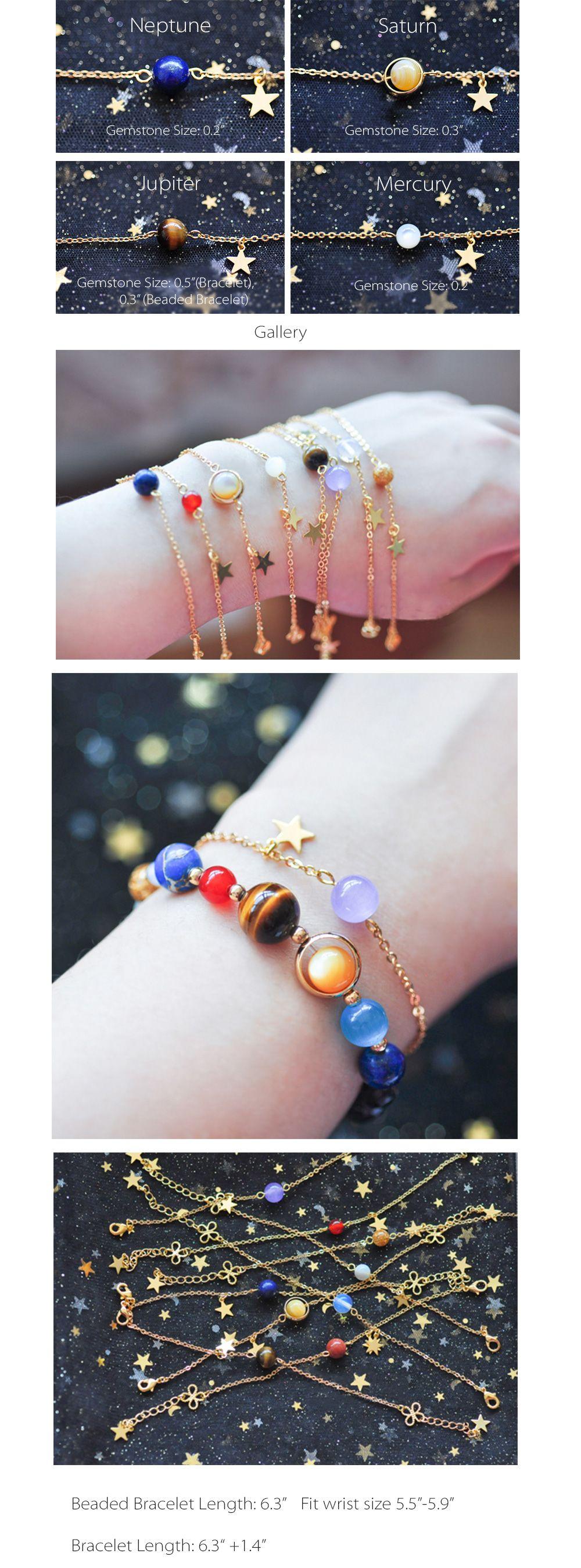 a1673e9e507c Solar System Bracelet