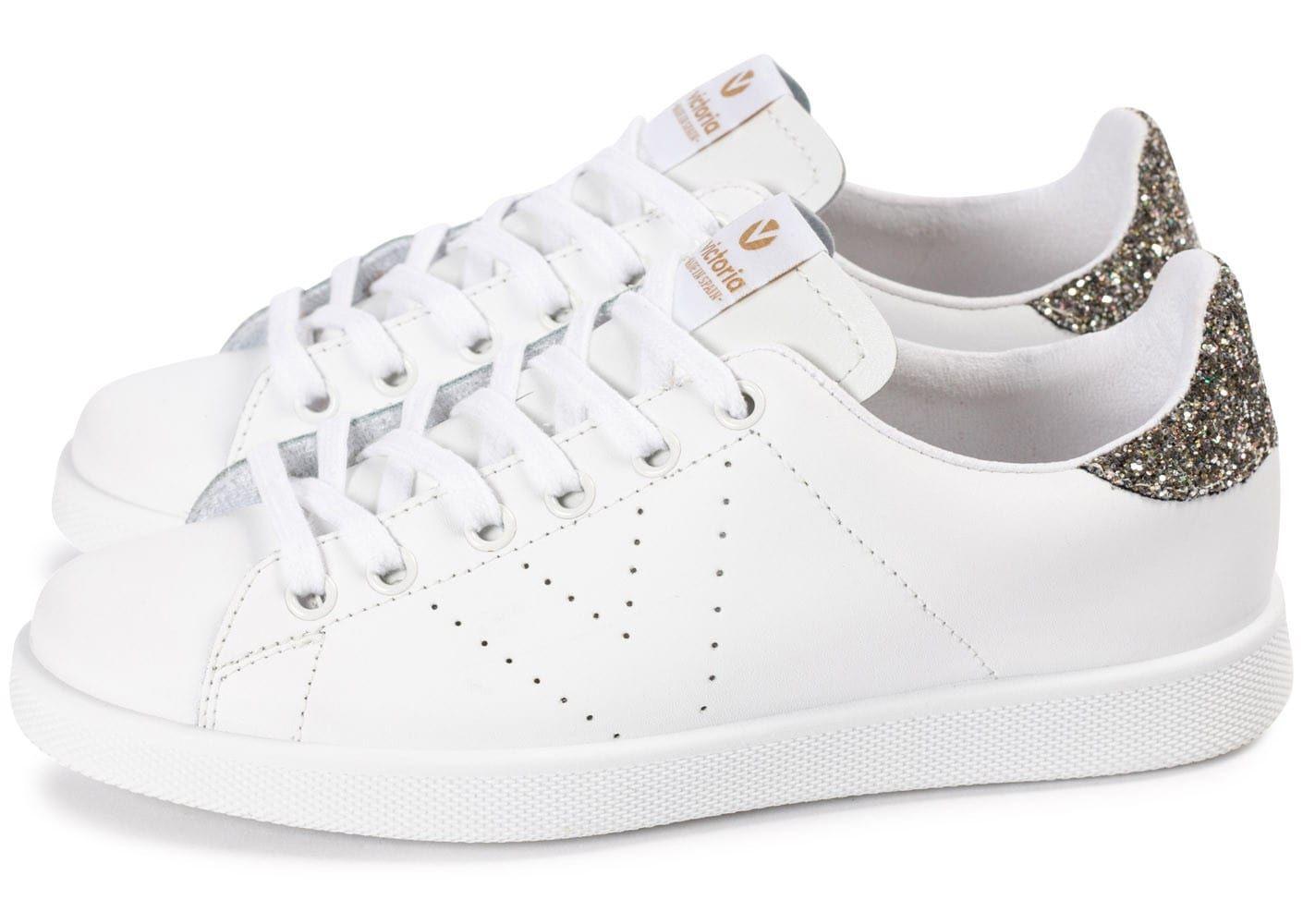c5e30e1c9c93 Chaussures Victoria Deportivo Glitter Multicolor vue extérieure ...