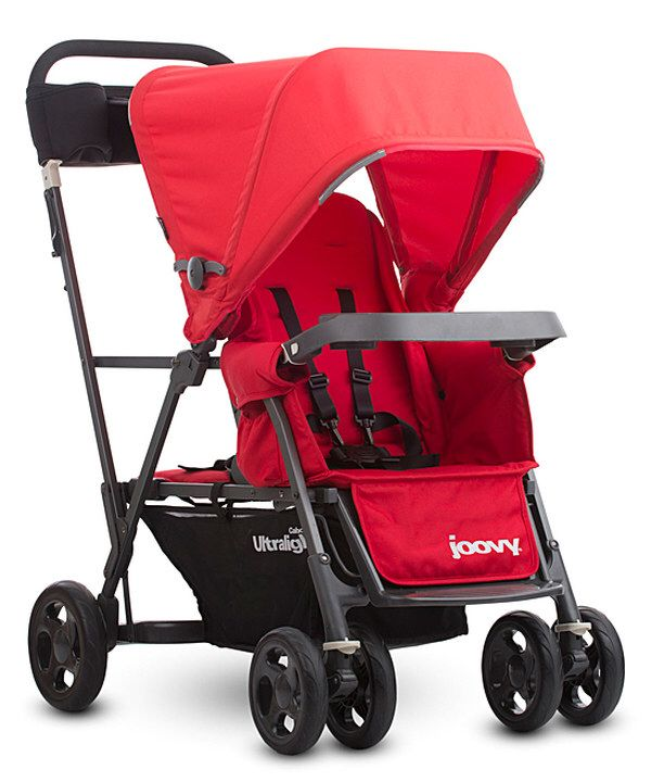 Look at this Red Caboose Ultralight Graphite Stroller on #zulily today!