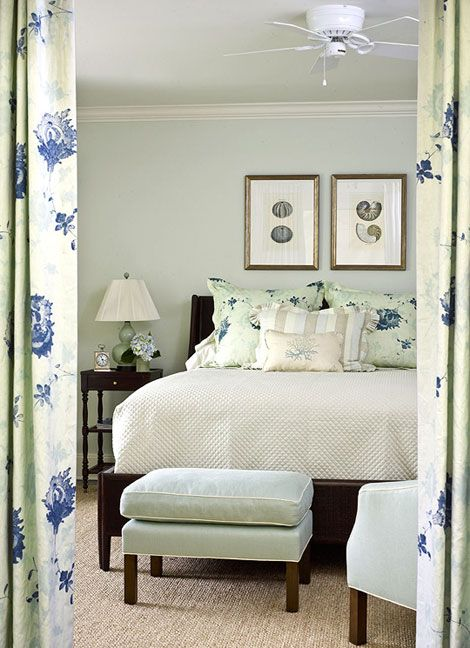 Pale Blue Bedroom Wall Paint Woodland White 463 Ceiling Dove Benjamin Moore Co