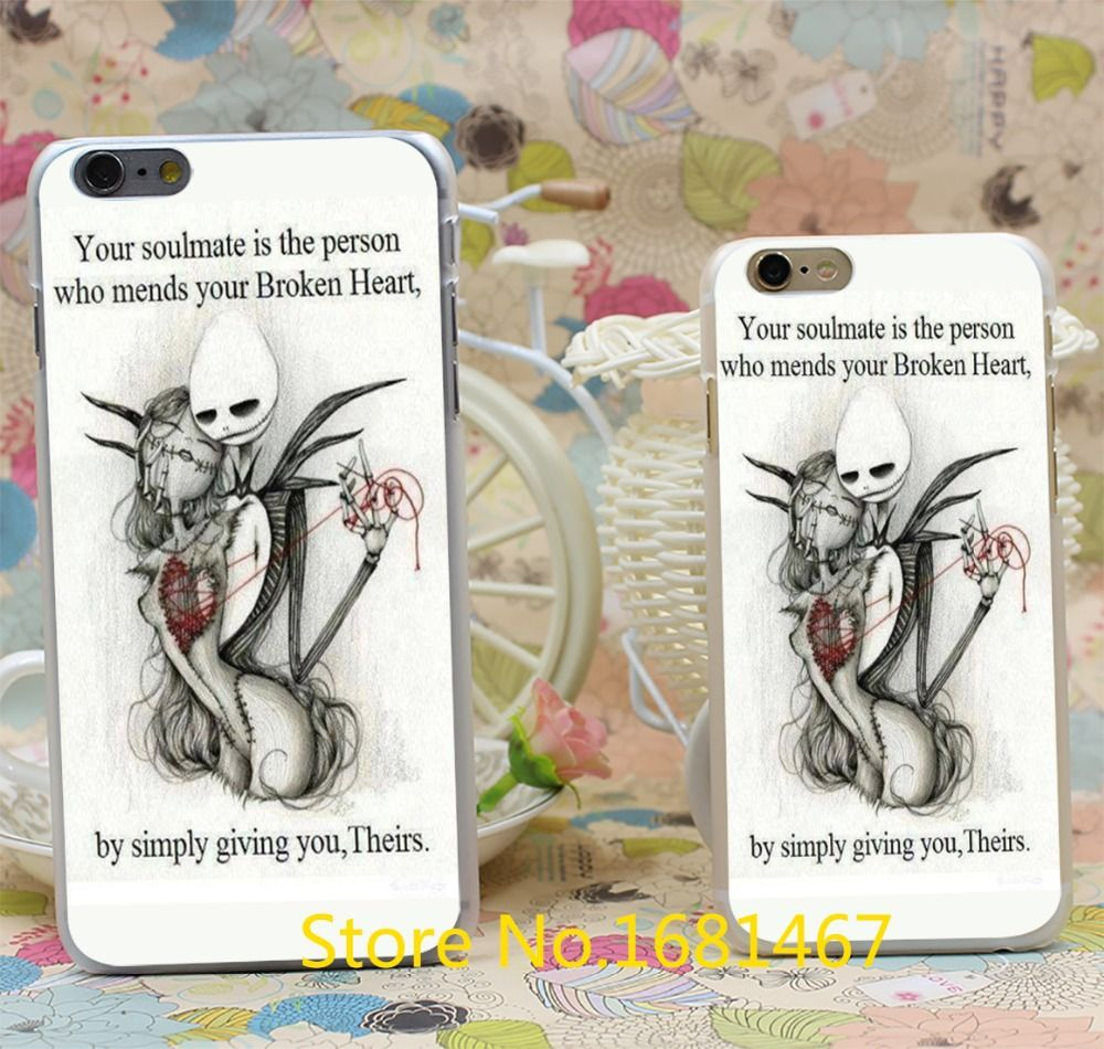 nightmare before christmas iphone 7 plus case