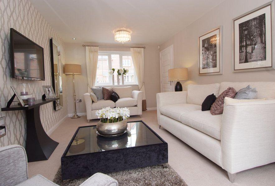 Lounge Barratt Homes Interiors Home House Interior