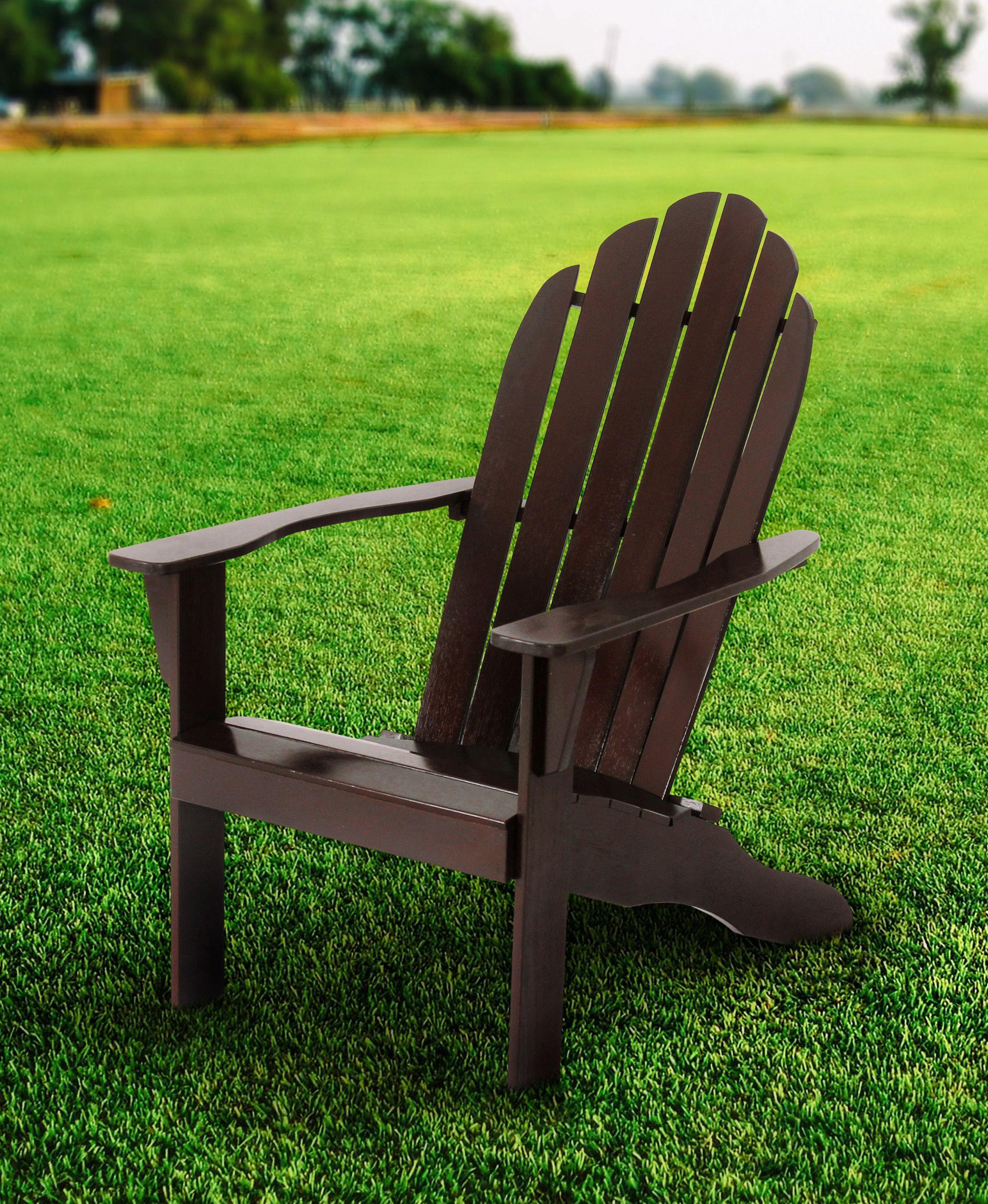 Patio & Garden Wood adirondack chairs, Adirondack chair