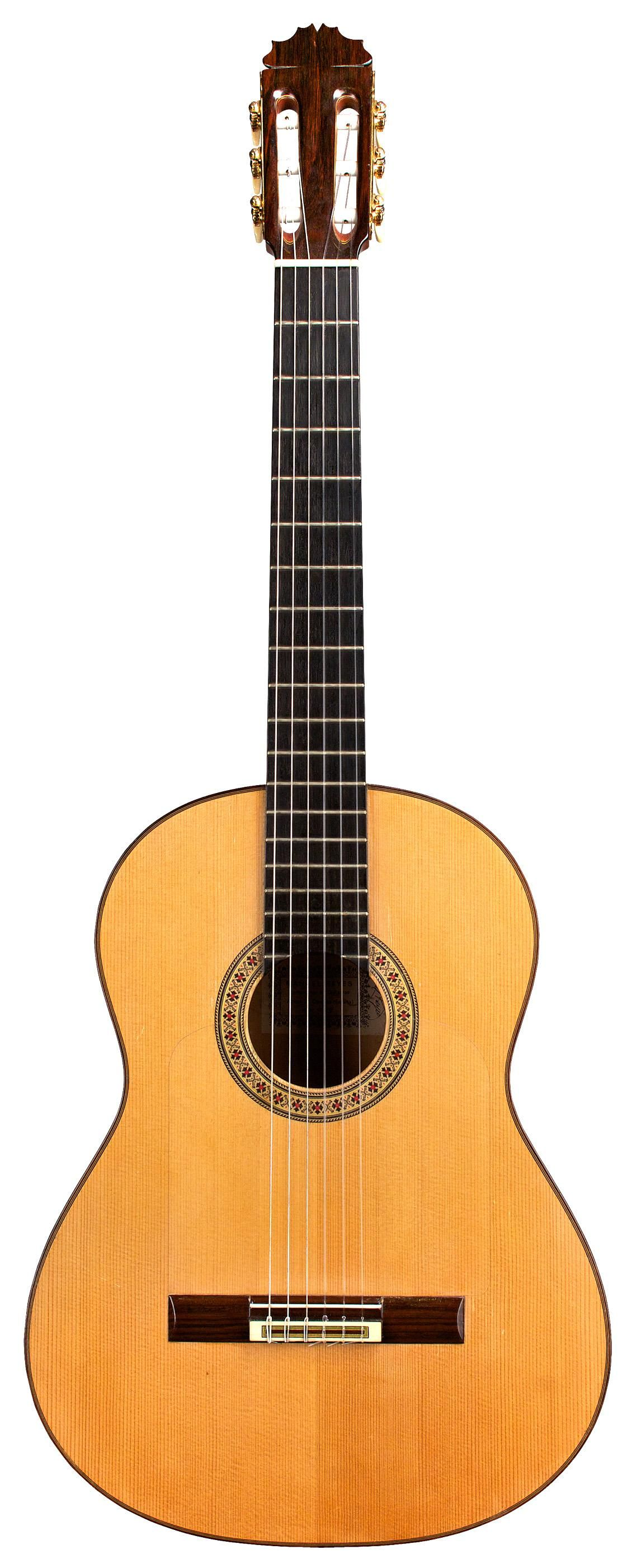 Guitar Salon International Fine Classical Guitars and Flamenco Guitars Manuel Reyes SP CY