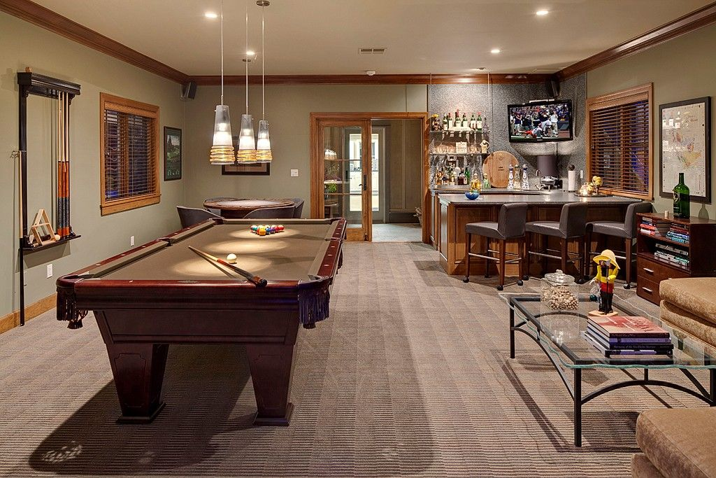 Dream Adult Game Room Imagine A Karaoke Stage Behind The