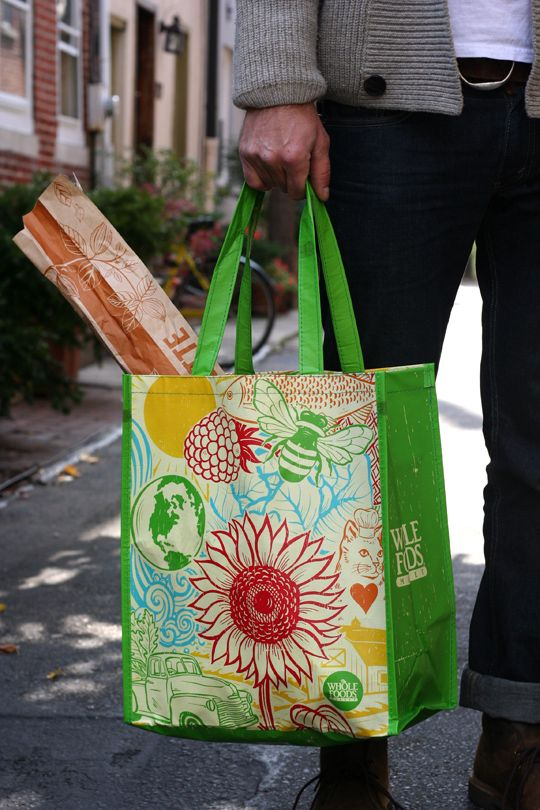 Gina Triplett Whole Foods Better Bags Ping