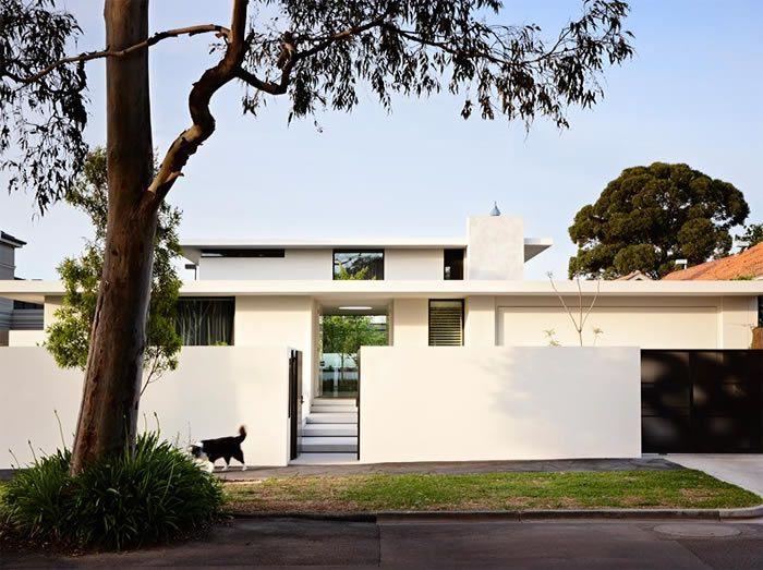 Split Roof Design: Minimalist, Mid Century, Clean Lines, Flat Roof (thickness