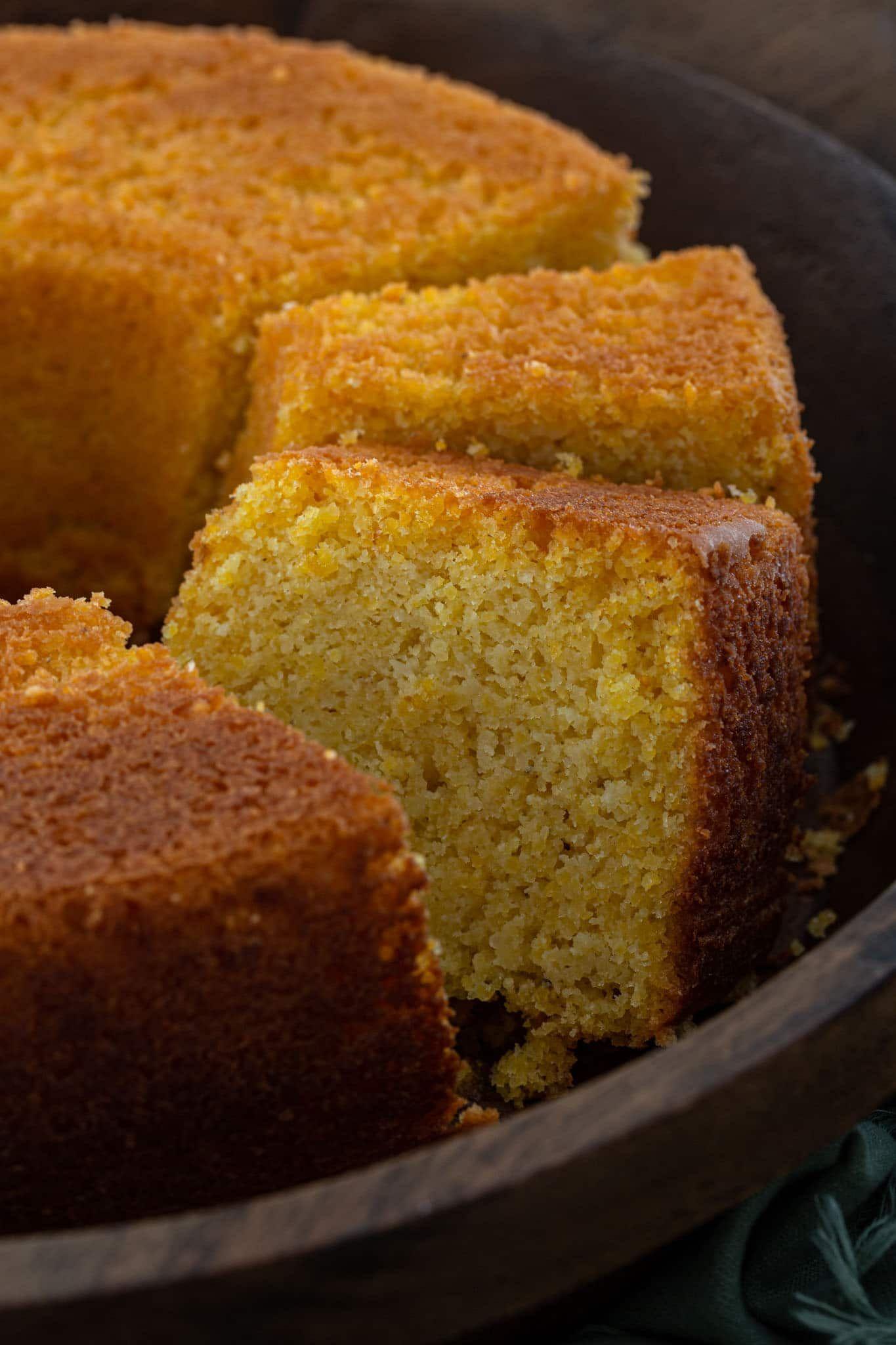 corn cake recipe vegan