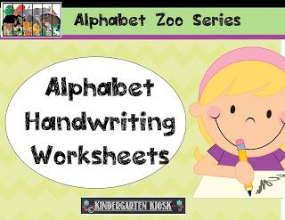 Handwriting Worksheets Alphabet Worksheets for all   Download and ...