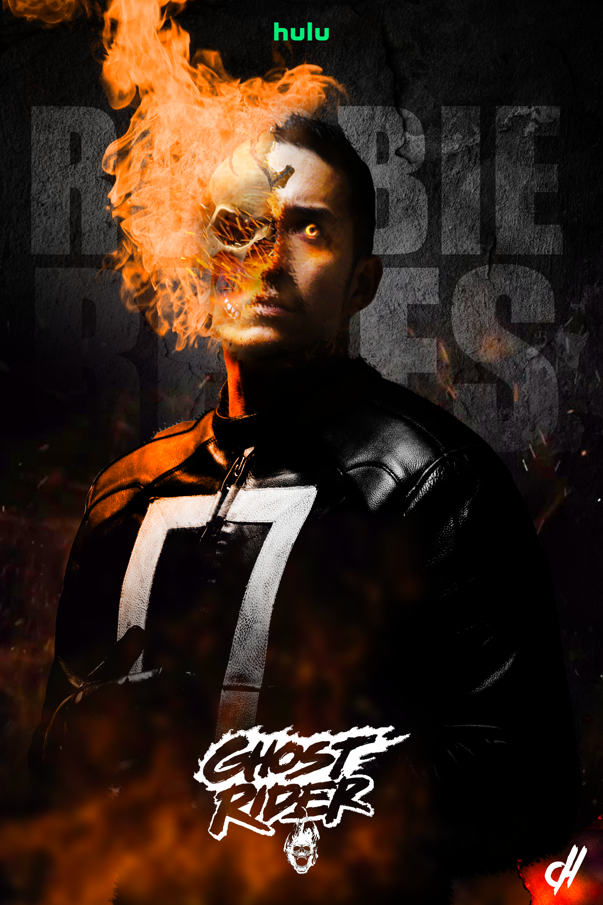 Photo Manipulation Poster Can T Wait To See Gabriel Luna Back As