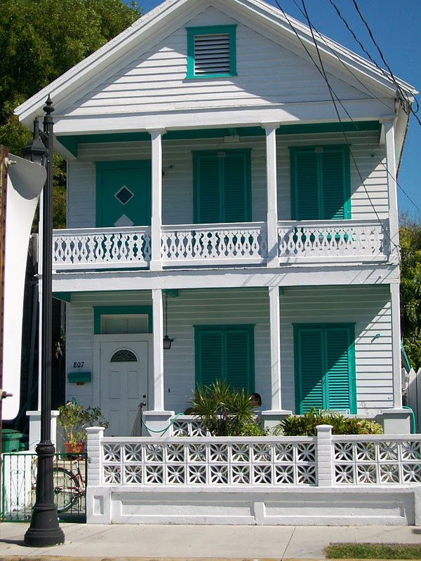 Images Conch Cottage Key West 2 Story Conch Cottage Things I Like Conch House Key West Conch House Key West
