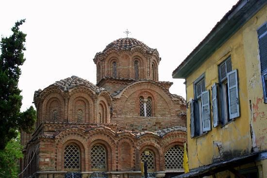 Paleochristian and Byzantine Monuments of Thessalonika Greece