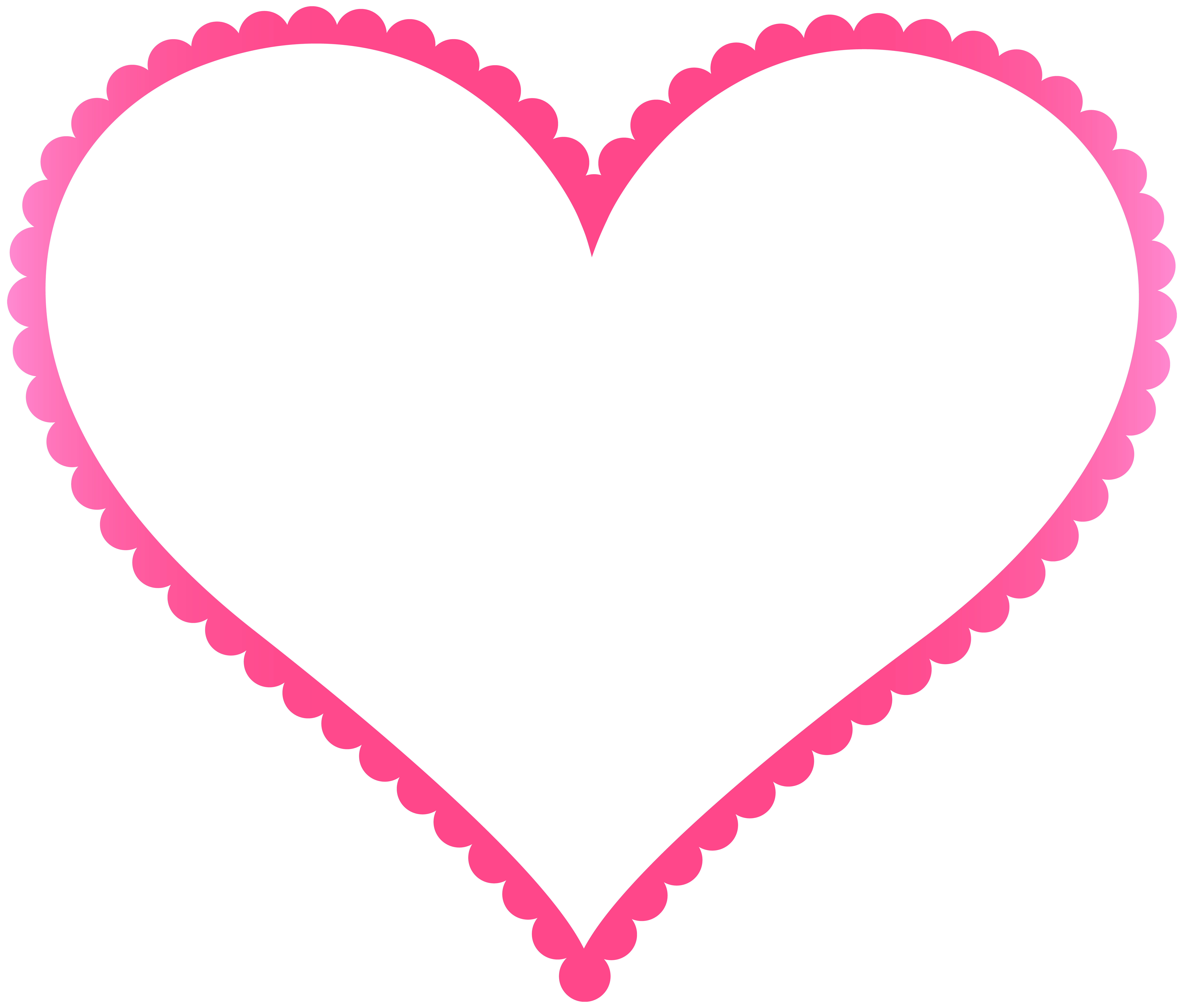 Https Gallery Yopriceville Com Free Clipart Pictures Decorative Elements Png Pink Heart Border Frame Transparent Png Clip Heart Border Free Clip Art Clip Art