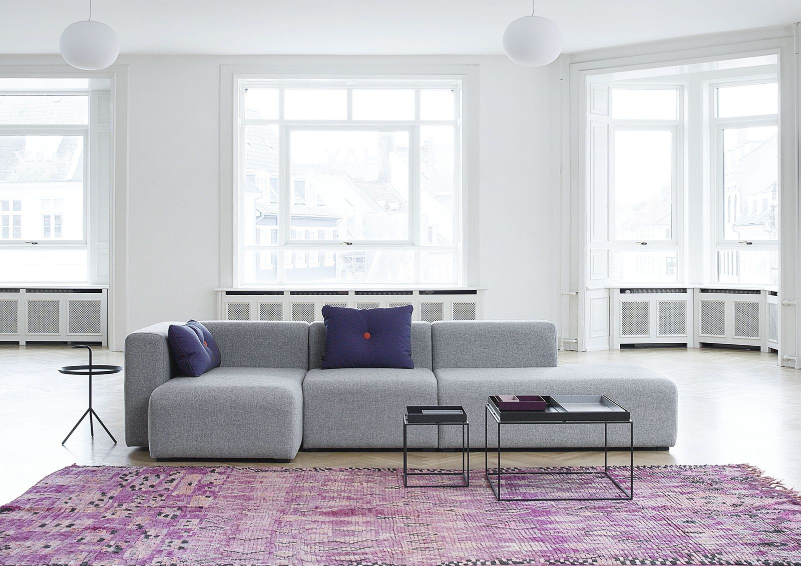 hay mags sofa 3 design likes pinterest wohnzimmer heim und wohnideen. Black Bedroom Furniture Sets. Home Design Ideas