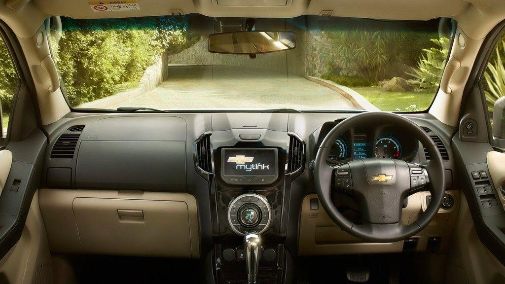 Chevrolet Trailblazer Interior Pictures Gallery Chevrolet India