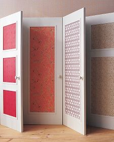 Surprising ways to use wallpaper hollow core doors martha bland hollow core door fixrprising ways to use wallpaper martha planetlyrics Choice Image