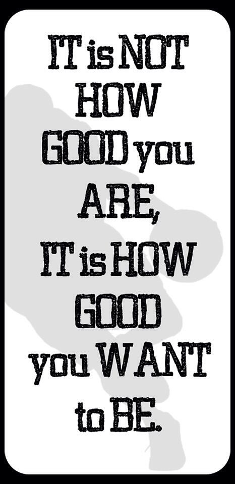 It\'s not how good you are | Quotes | Gymnastics quotes ...