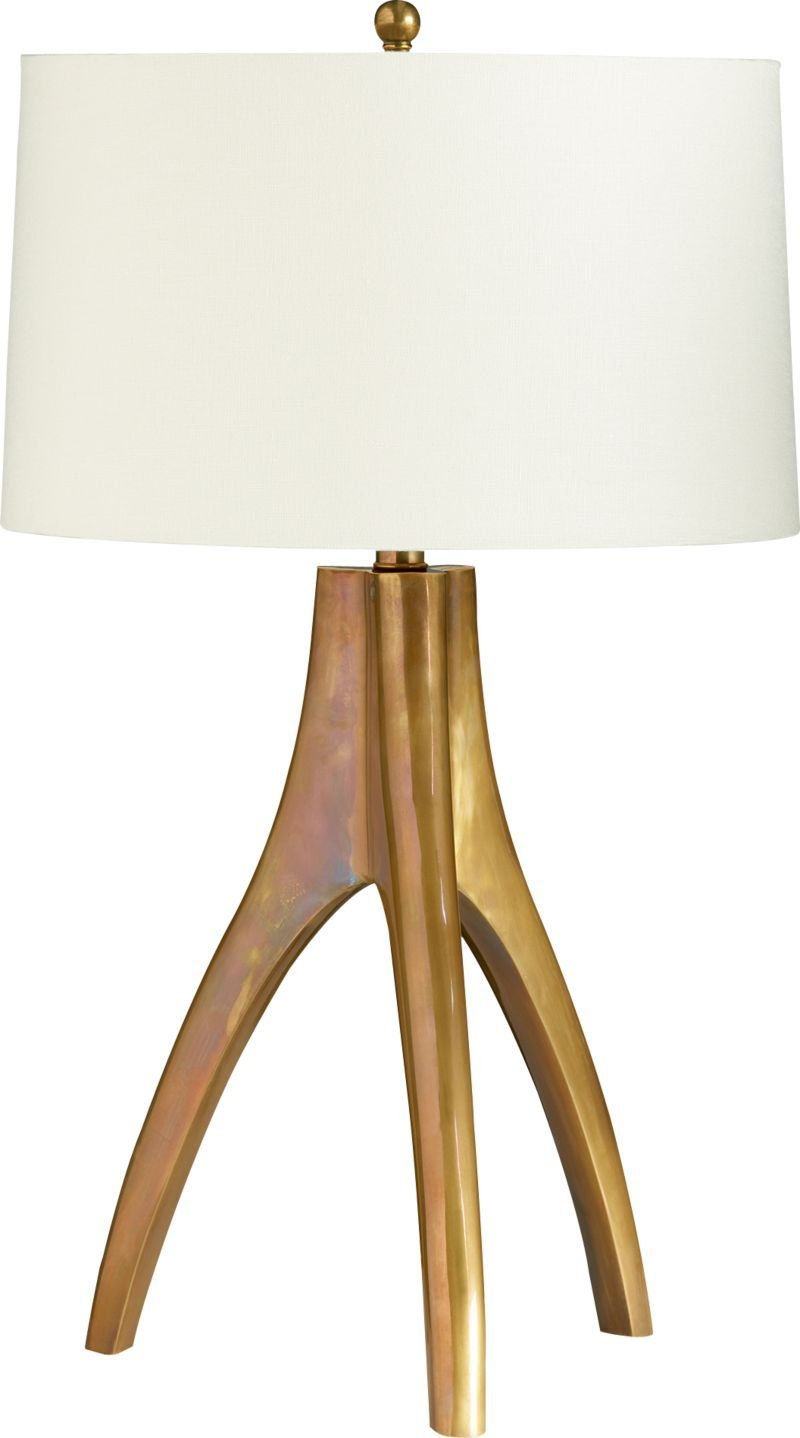 Cleo table lamp table lamps lamps and crates cleo table lamp geotapseo Gallery