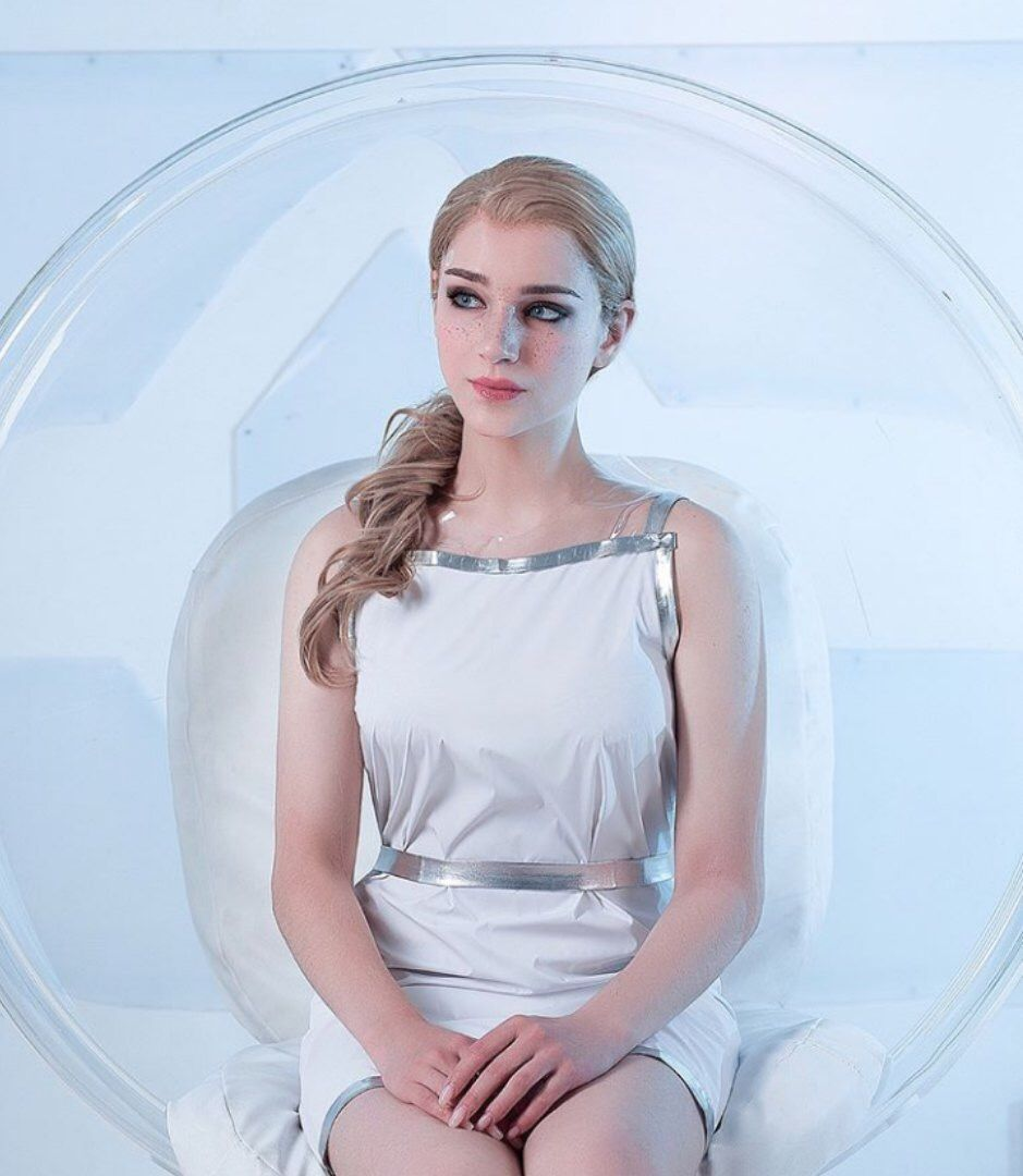Detroit Become Human Dbh Chloe Cosplay With Images