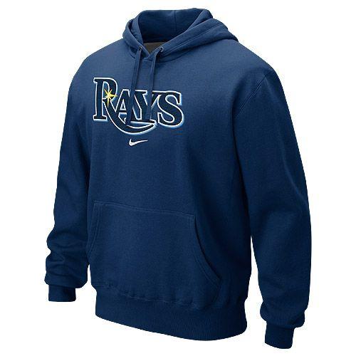 Tampa Bay Rays Classic Hooded Sweatshirt By Nike Mlb Com Shop Hoodies Red Sox Sweatshirt Sweatshirts