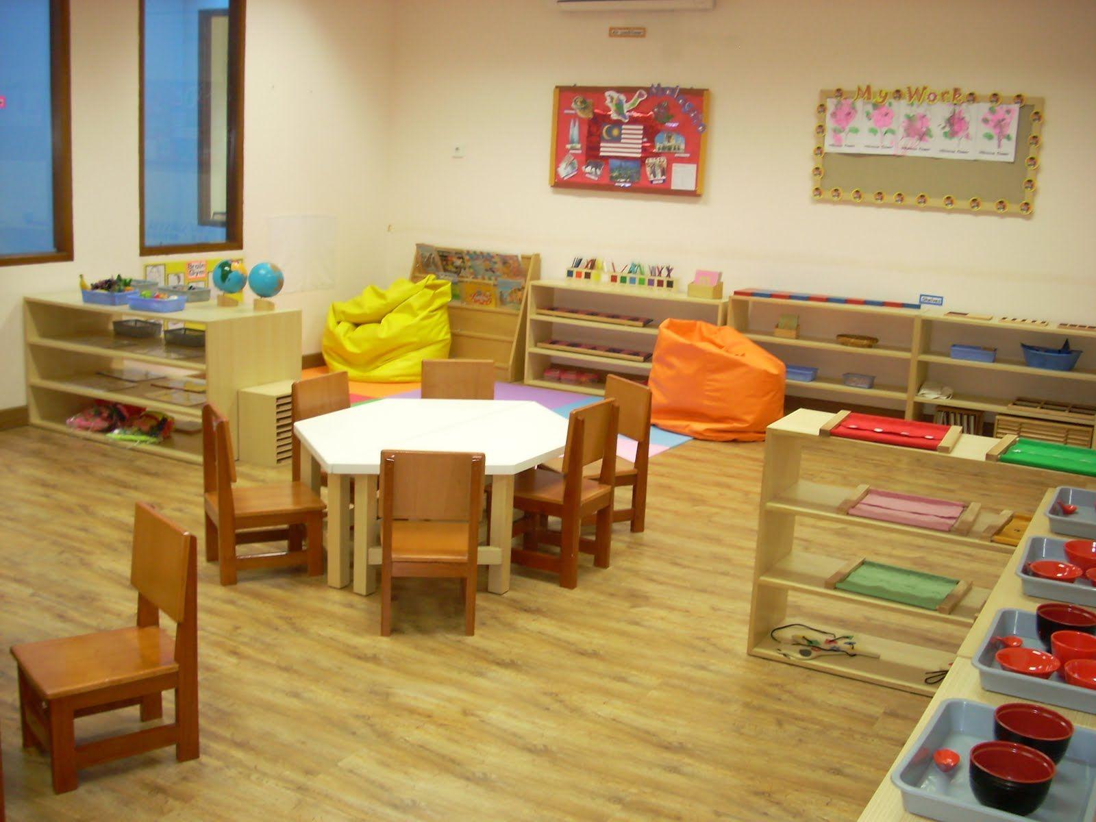 Montessori Classroom Design Pictures : Montessori classroom kelasku pinterest