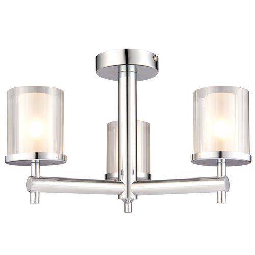 Chrome Bathroom Ceiling Lights Wayfair