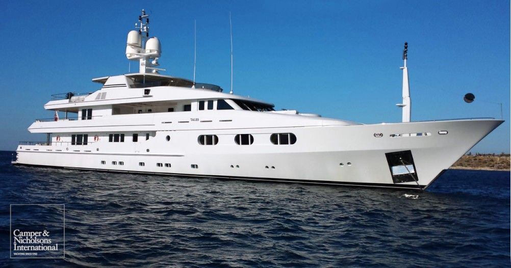 Tales yacht for sale proteksan turquoise luxury motor for Luxury motor yachts for sale