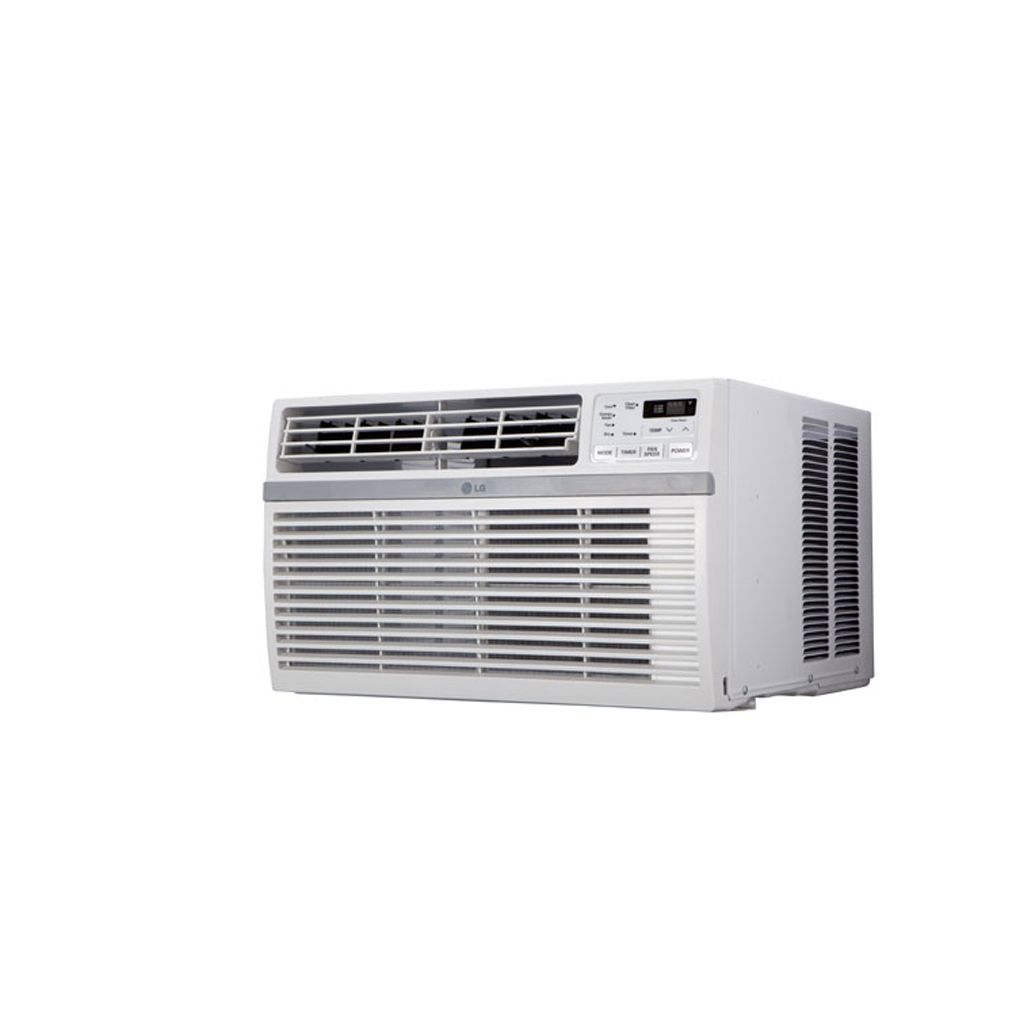 Lg Lw1514er 15 000 Btu Window Air Conditioner With Remote Refurbished White Window Air Conditioner Air Conditioning Filters Air Conditioner