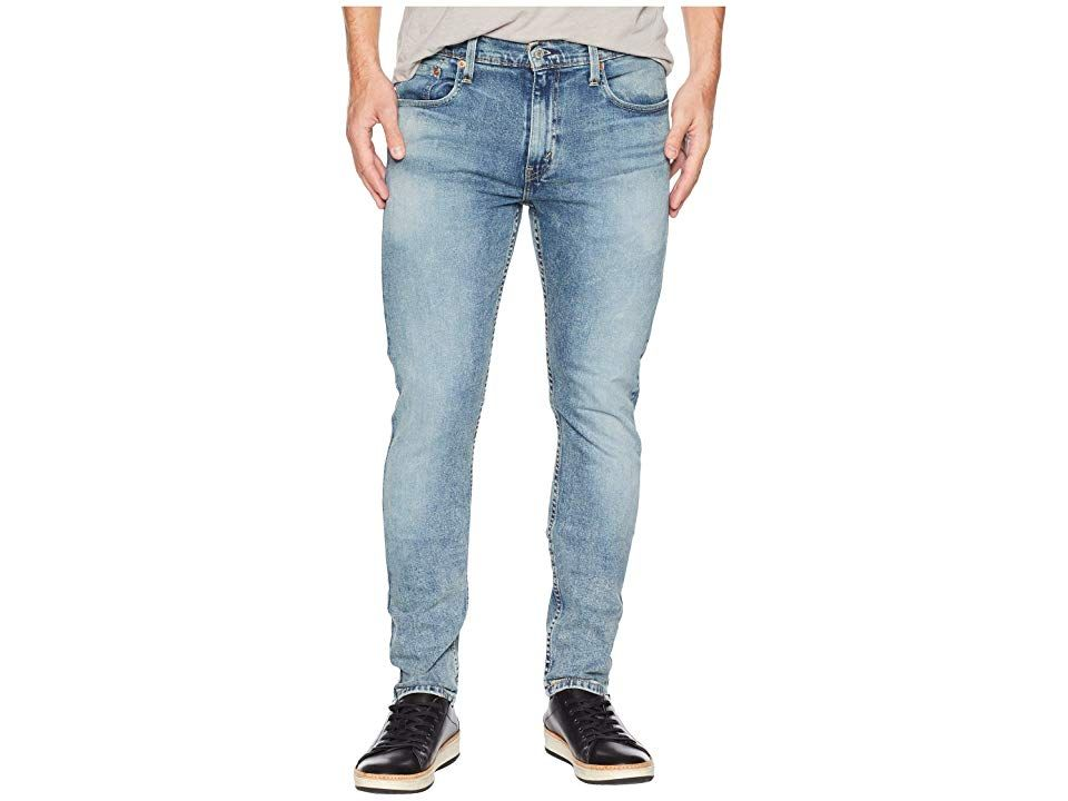 Levisr Mens 512 Slim Taper Fit Sin City Stretch Mens Jeans Narrow with a tailorinspired taper The 512 Slim Taper Fit Jean is everything you like about our 511 Slim but up...