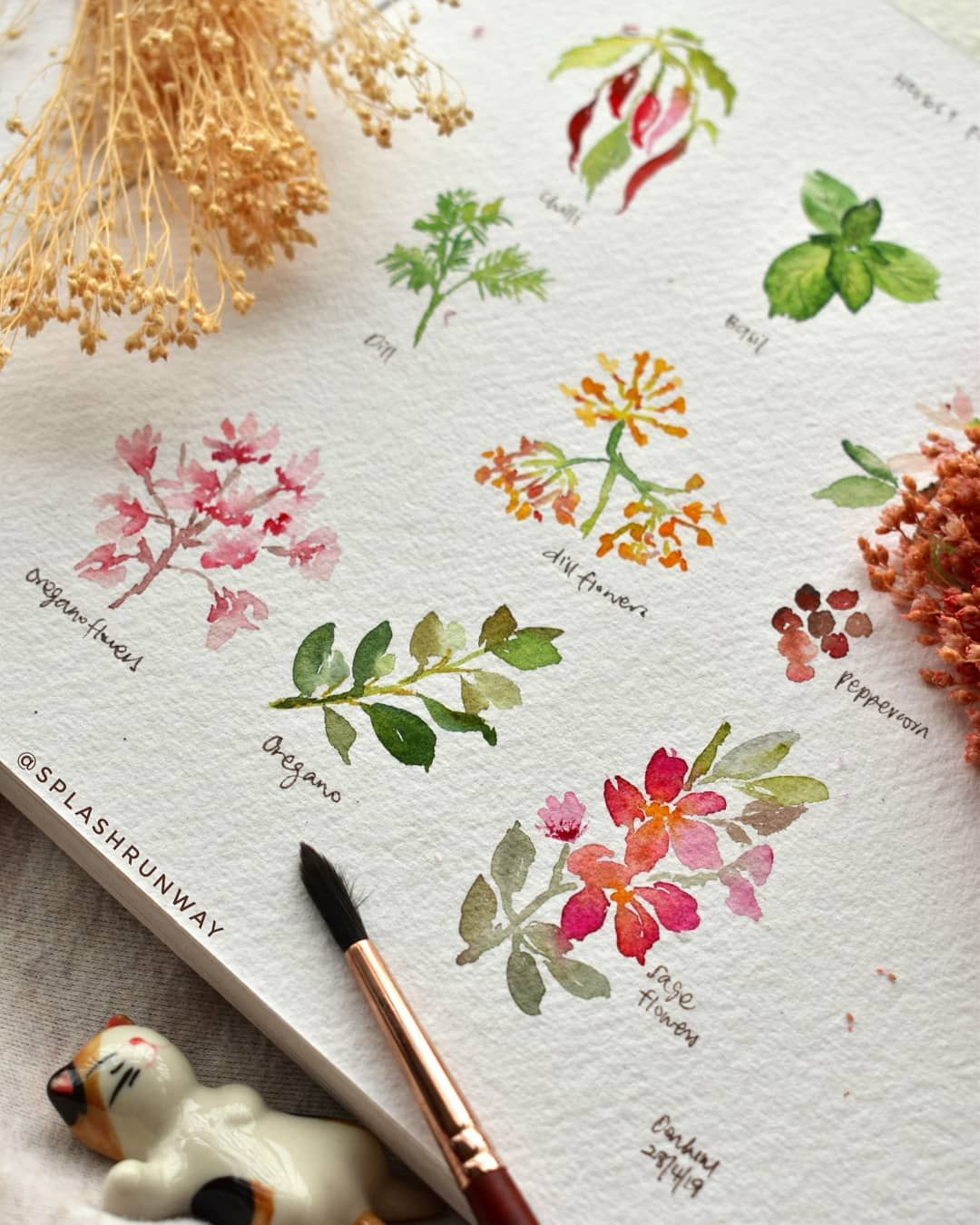 Image may contain 21 person   Watercolor lettering, Painting ...