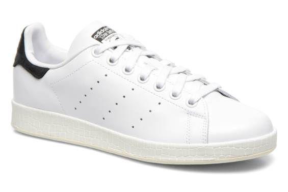 Adidas Originals Stan Smith Luxe W (Bianco) Sneakers su