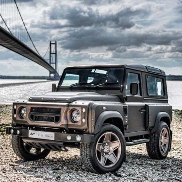 Yes, There's Such A Thing As A Luxe Land Rover Defender